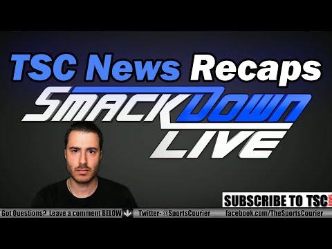 WWE Smackdown Live 7/19/16 Recap: WWE Draft, Ambrose vs. Rollins Rematch
