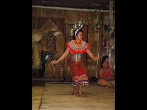 Music of Borneo - Iban music 1