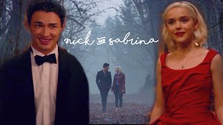 The Story of Nick and Sabrina [2x01-2x09]