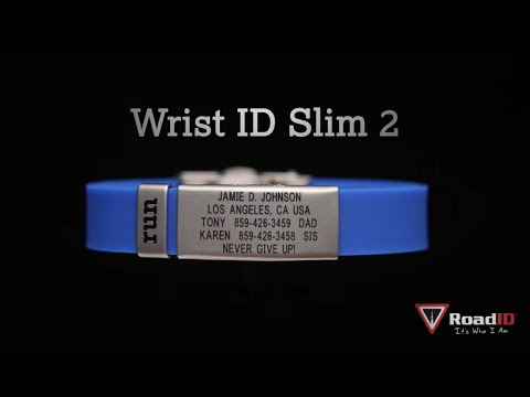 The Wrist Id Elite By Road
