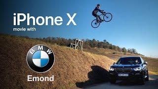 X3 RACE / BMW Philippe Emond - iPhone X movie !