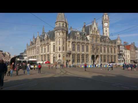 Ghent -  Belgium's Best Kept Secret