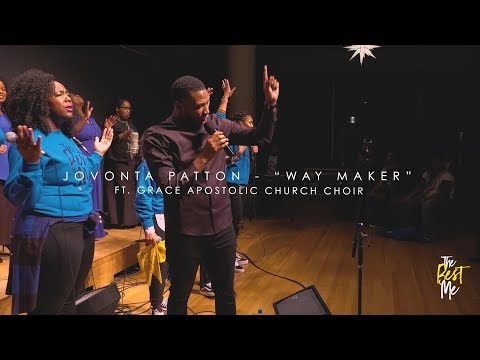 "Jovonta Patton - ""Way Maker"" [HD]"