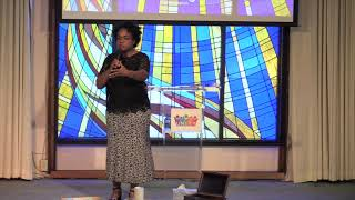 "Sonja Mathis:  ""Who's on First, What's on Second?""  - Unity of Birmingham July 28, 2019"