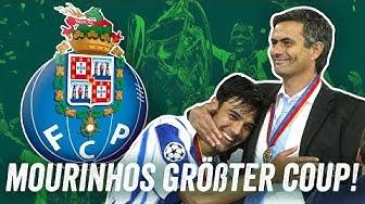 Das beste Porto aller Zeiten: José Mourinhos FC Porto 2003/04 mit Deco, Carlos Alberto & Mendes