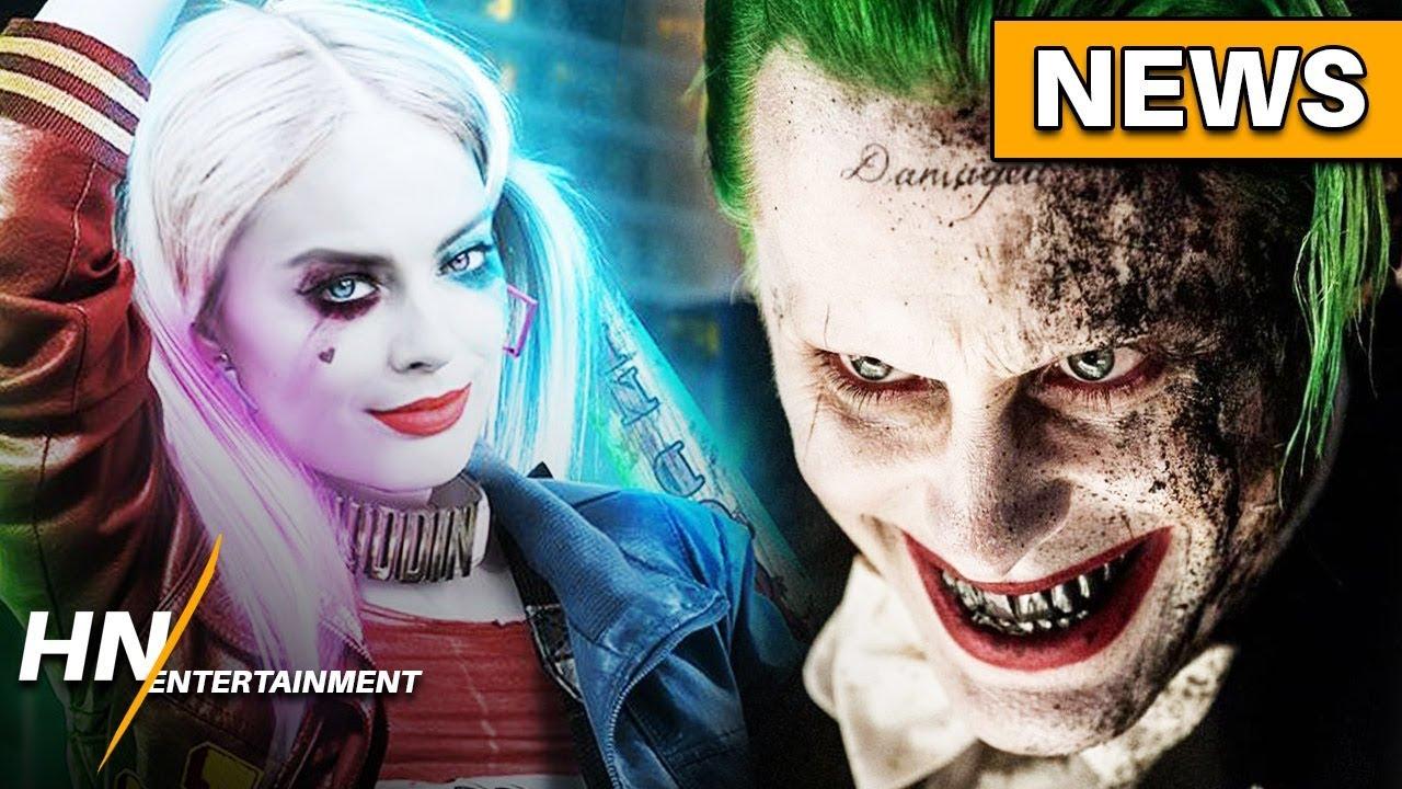 Joker Is In Birds Of Prey But It S Not Jared Leto Youtube