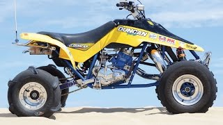 Best of the Quadzilla LT500