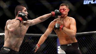 UFC 247 Khabib Nurmagomedov versus Nate Diaz Full Fight Video Breakdown by Paulie G