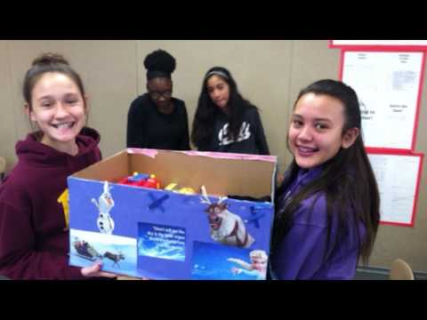 The Giving Tree partner: Verrado Middle School