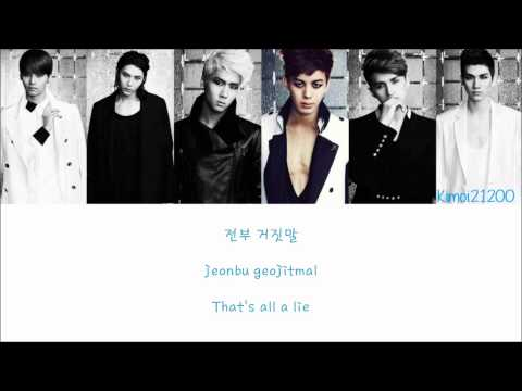 VIXX - Hyde [Hangul/Romanization/English] Color & Picture Coded HD
