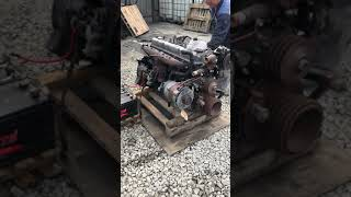 D6BR видео работы мотора 11.06.2018