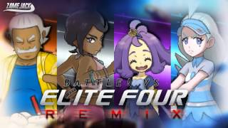 Pokémon Sun & Moon: Battle! Elite Four (Remix)
