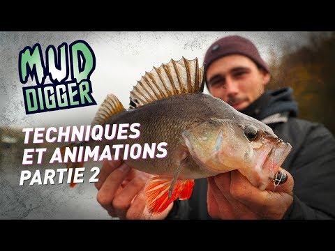 Fiiish - Mud Digger - Techniques et animations - Partie 2