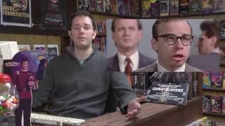 "AVGN (Джеймс Рольф, АВГН) про историю третьих ""Ghostbusters"""