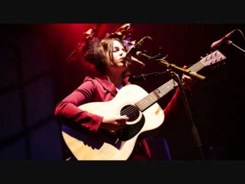 Jesca Hoop in session on Marc Rileys 6music show