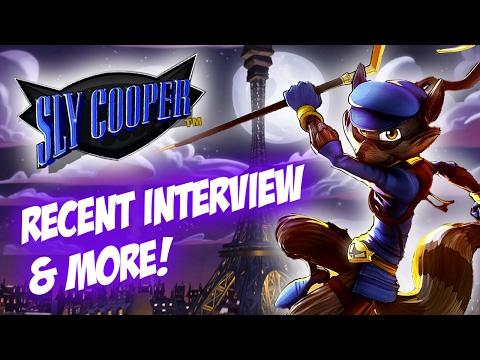 Sanzaru's Mat Kraemer Recent Interview - Sly Cooper 5 & Sly Cooper Movie Discussion streaming vf