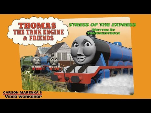 Stress of The Express