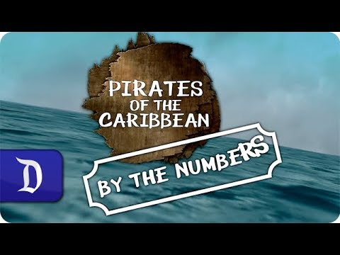 Pirates of the Caribbean by the Numbers | Disneyland Park