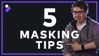 Top 5 Masking Tricks in FilmoraPro!