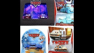 The Entire Disney Cars 2014 die cast collection-Singles, haulers, 2-packs, deluxes, and more