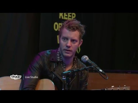 Anderson East - Interview (101.9 KINK)