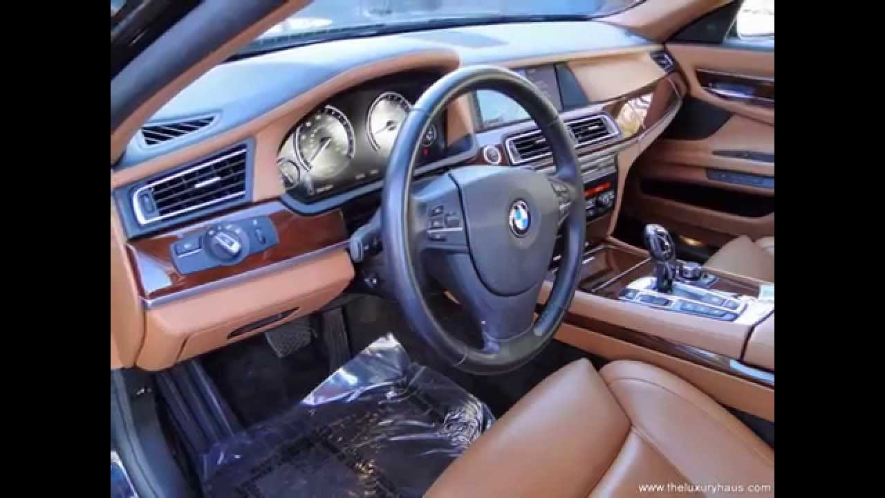 Coupe Series 2010 bmw 750 for sale 2011 BMW 750Li xDrive Individual Package $110,925 MSRP New! - YouTube