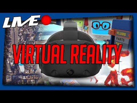 Virtual Reality Stream!
