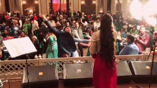 KaurB || Paranda Live || Wedding Rutt