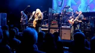 The Allman Brothers Band, Woman Across the River
