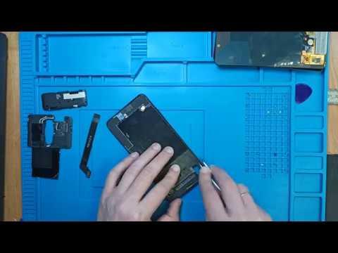 Xiaomi Redmi K20 | Разбор и переклейка дисплея