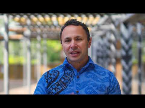 Damon Salesa, Associate Professor of Pacific Studies