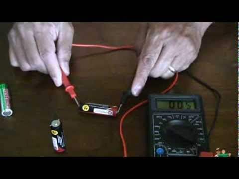 Ways to reuse old almost dead AAA / AA Batteries