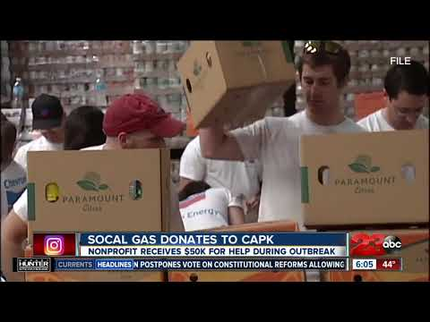 SoCalGas Donation