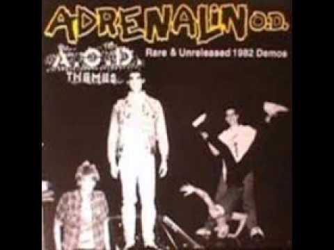 A.O.D. Themes (Rare & Unreleased 1982 Demos)  FULL