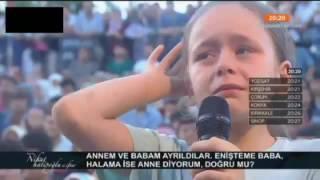 Küçük Kızın Nihat Hatipoğlu'na Duygusal Sorusu