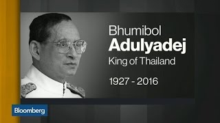 The King of Thailand Has Died at Age 88
