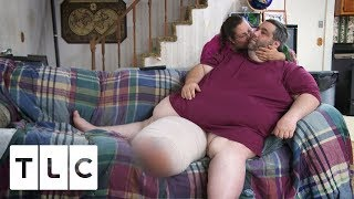 🔴Meet The Man With 80-lb Testicles | Dan's 80-...