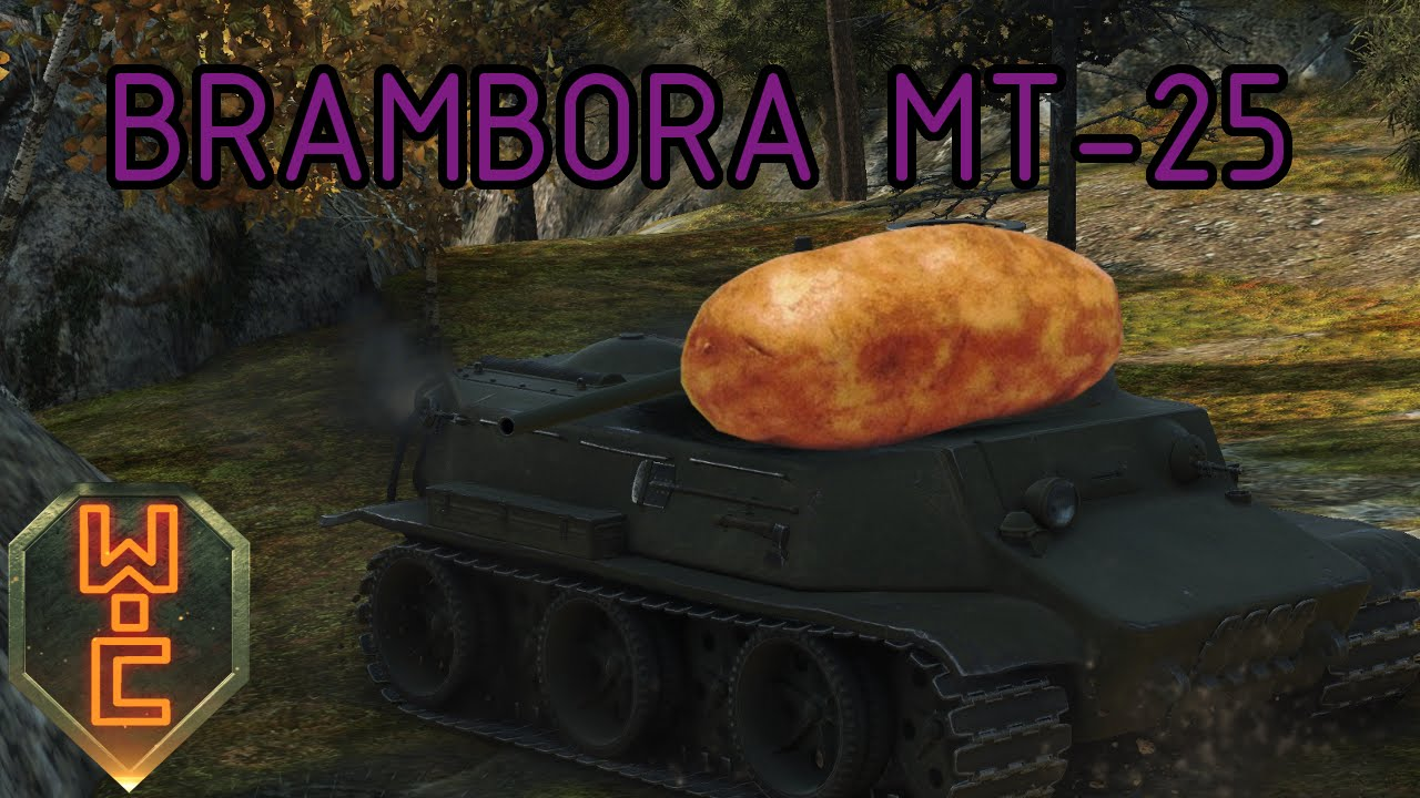 Download World of Tanks CZ - MT-25