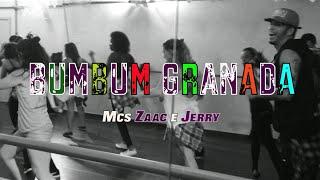 MCs Zaac & Jerry - Bumbum Granada Coreografia / @cleitonrioswag