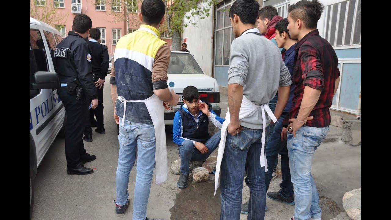 Adıyaman'da İki Grup Arasında Çıkan Kavgada 1 Kişi Yaralandı