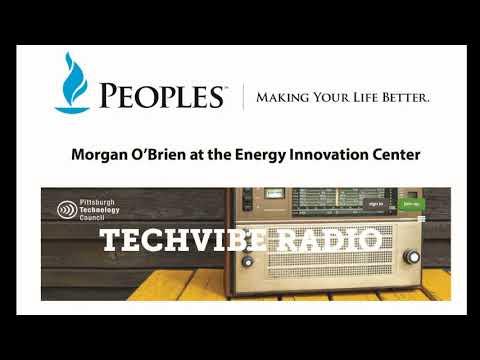 Morgan O'Brien Speaks with TechVibe Radio