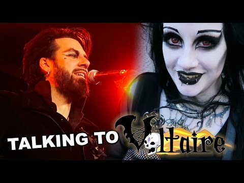 Seeing and Talking to Aurelio Voltaire! | Black Friday