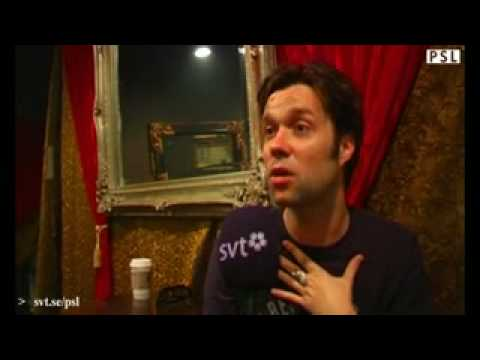 Rufus Wainwright - Interview 2007 - Part 1/4
