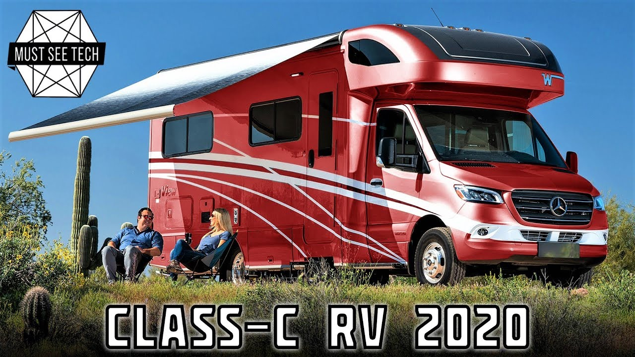 Best Class C Rv 2020.10 New Class C Motorhomes That Will Offer Residential Level Of Comfort In 2020