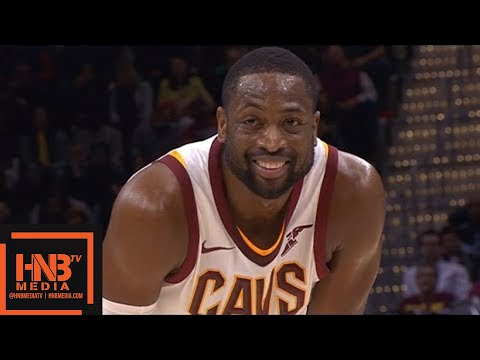 Dwyane Wade (23 pts, 5 ast) Full Highlights vs LA Clippers / Week 5 / Cavaliers vs Clippers