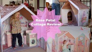 Dream Town Rose Petal Cottage | Unboxing, Set up & Review