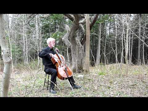 Ashokan Farewell (unaccompanied cello)