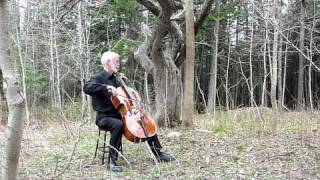 Ashokan Farewell (unaccompanied cello)