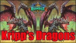 Gambar cover Kripp's Dragon Warrior