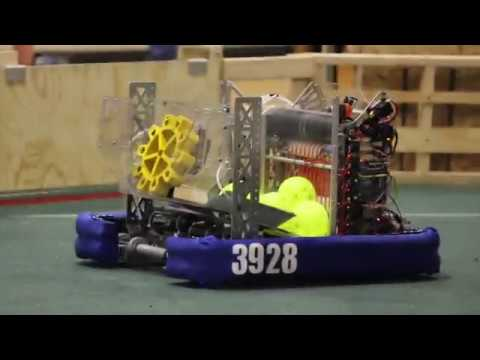 Team Neutrino 2017 Robot Reveal